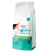 2 x Natures Protection Senior 12 kg